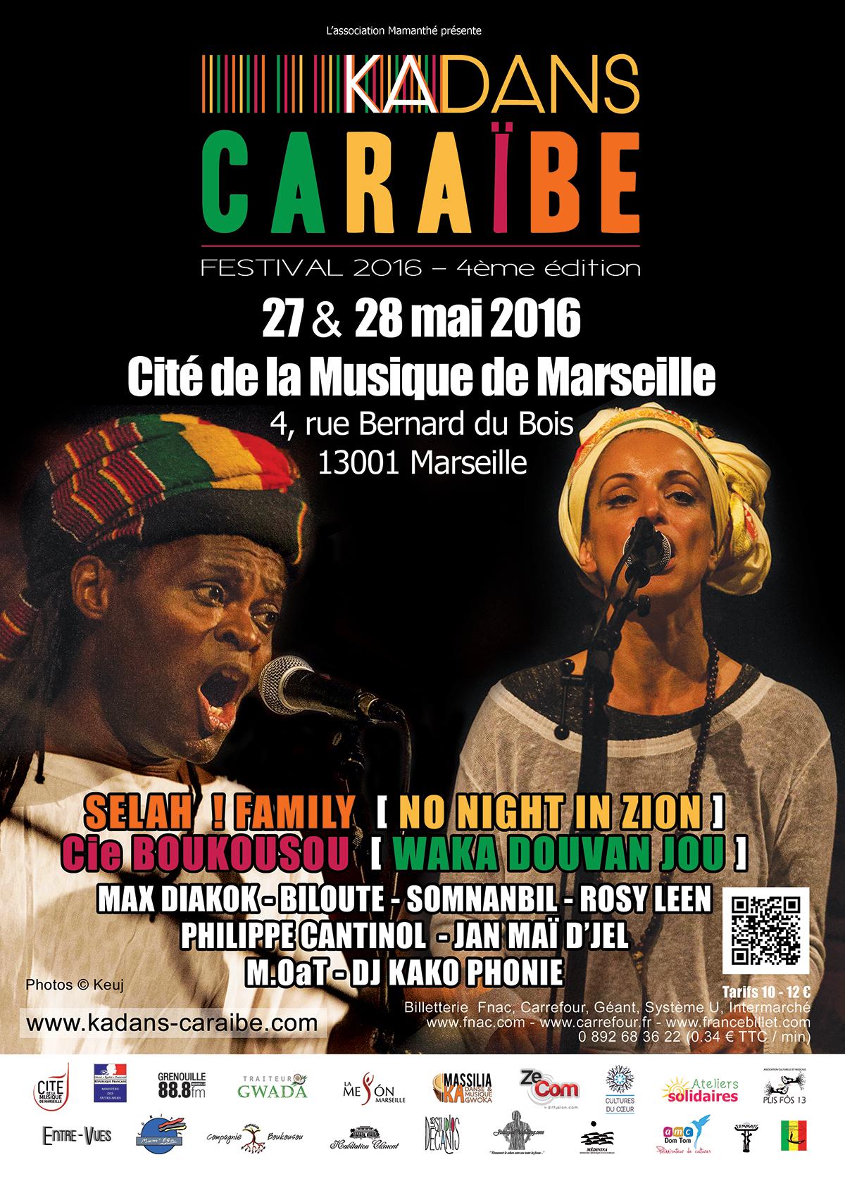 4ème édition du festival Kadans Caraïbe