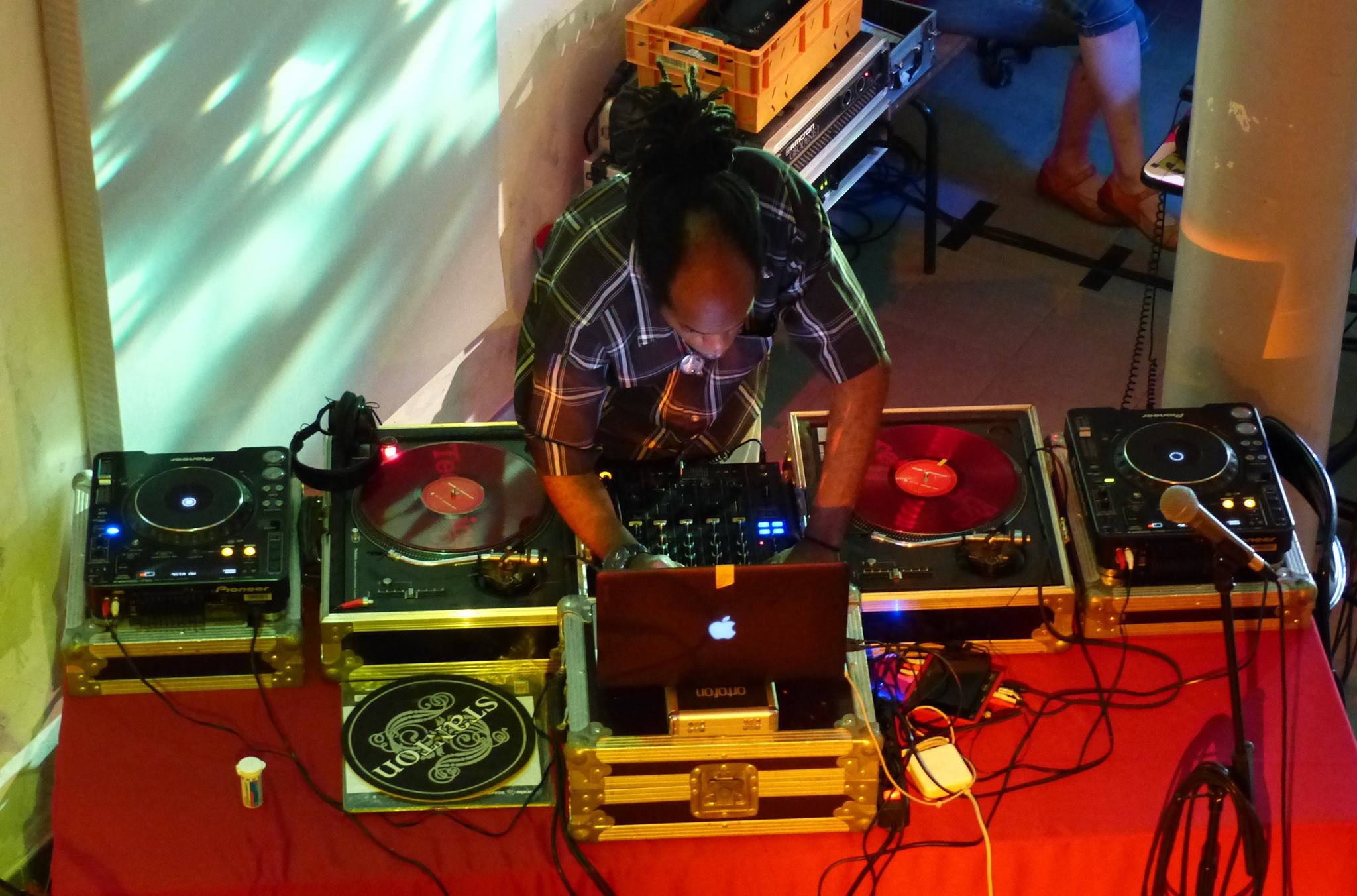 27 mai 2016 – Bal caribéen avec M. OaT & DJ Kako Phonie
