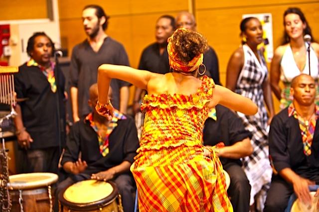 25 mai 2013 – Kout'tanbou avec Massilia Ka