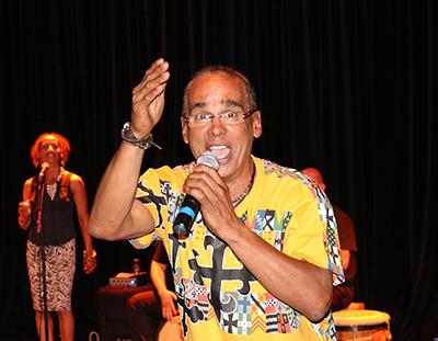 16 mai 2014 – Table ronde Histoire musiques des Antilles françaises