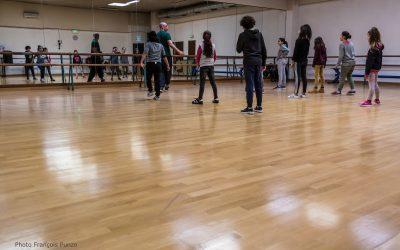 Samedi 13 mai 2017 – Atelier danse hip hop Jeune public avec Miguel Nosibor