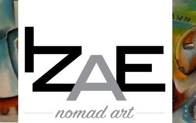 Du 2 au 13 mai 2017 – Exposition IZAE nomAd aRT